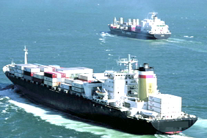 Sea Shipping Cargo Services India