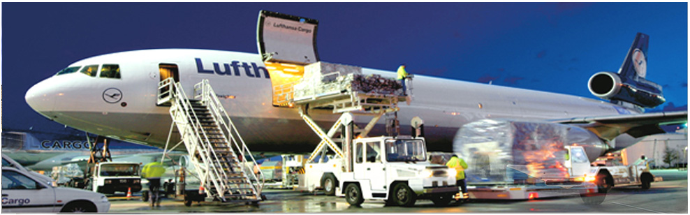 Cargo services in India
